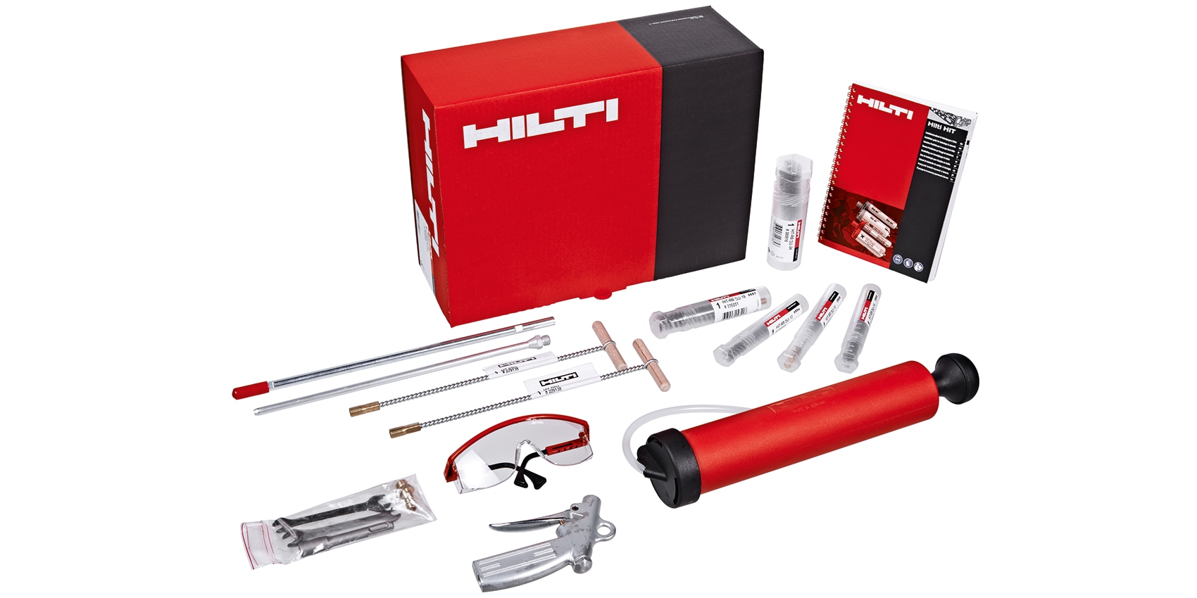 Hilti HIT Profi anchor accessory set
