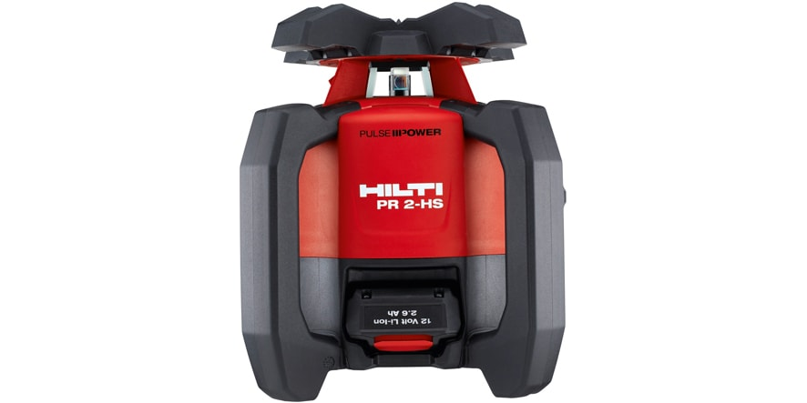 Hilti PR 2-HS A12 rotating laser order now