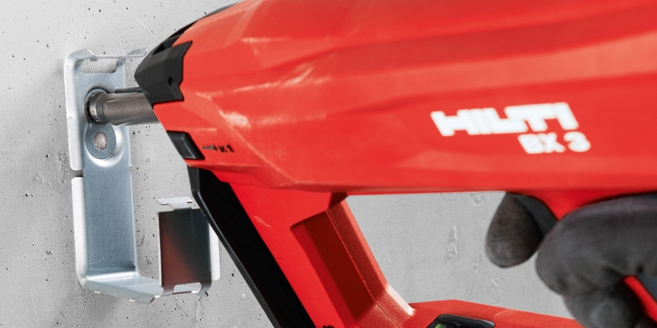 Hilti X-ECH-FE MX cable holder for bunched cables