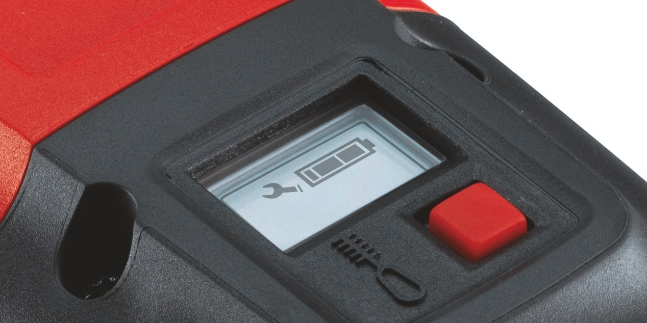 Hilti DX 5 with service indicator