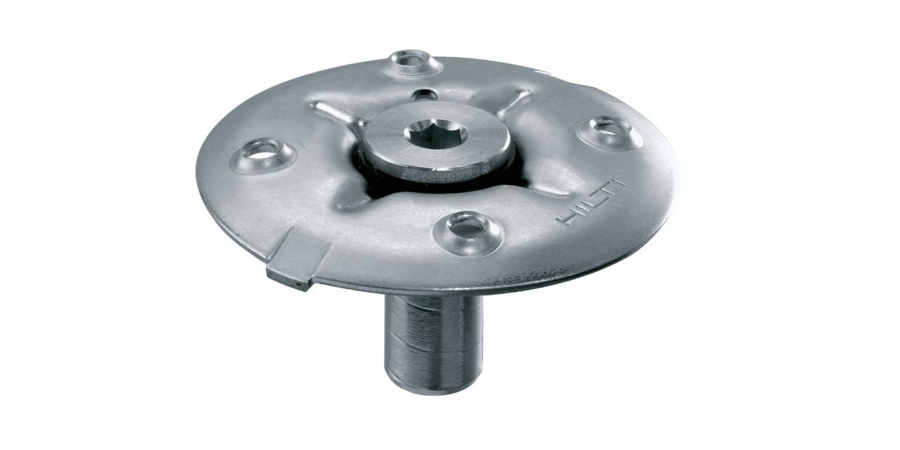 Hilti X-FCM-M grating fastener disc (duplex-coated)