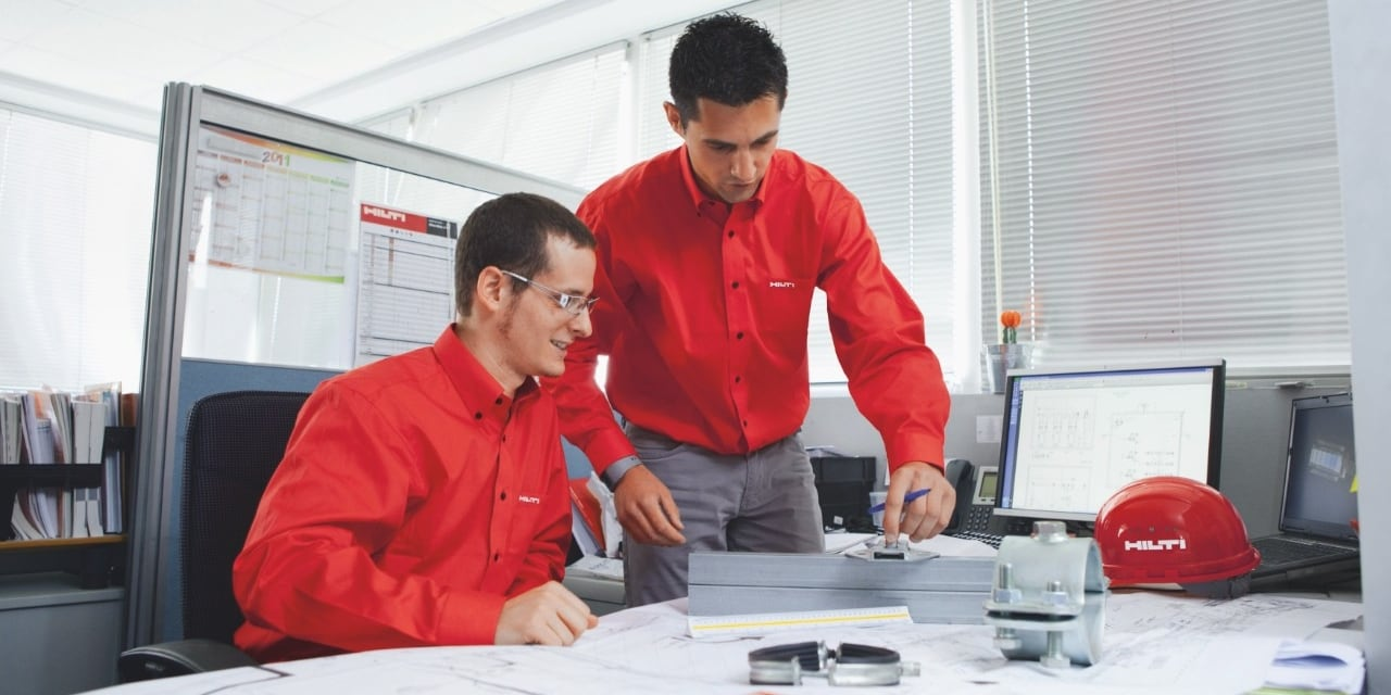 Hilti engineering design services