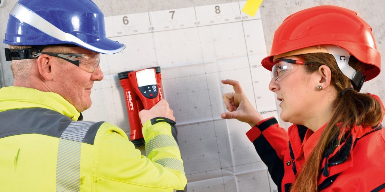 Hilti detection PROFIS software training